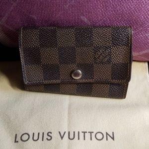 Authentic Louis Vuitton key holder